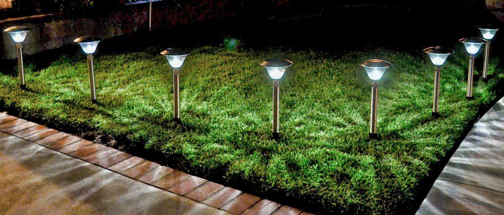 Outdoor Solar Lightings