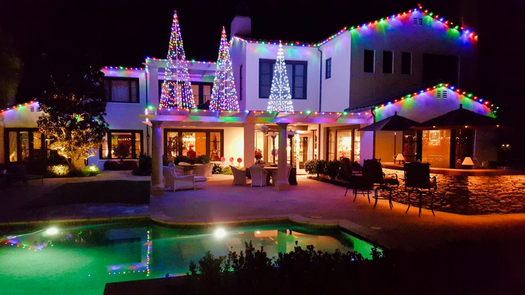 Outdoor/Indoor LED Holiday Decors